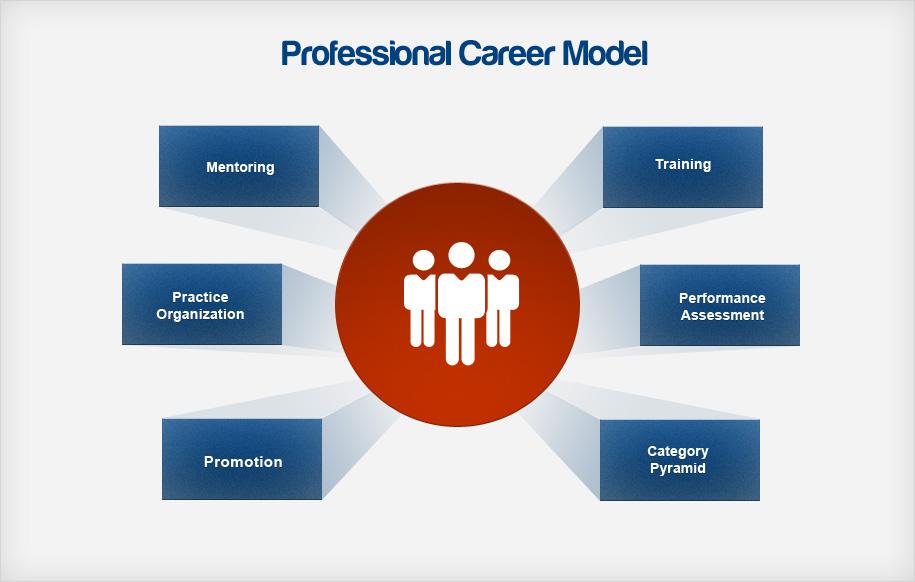 Professional Career Model