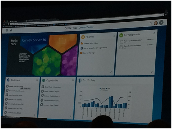 Stratesys en el OpenText Enterprise World 2015 - Las Vegas 3