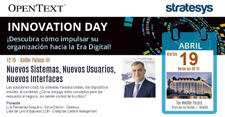 Stratesys - Evento OpenText Innovation Day - 19ABR 2016 (3)
