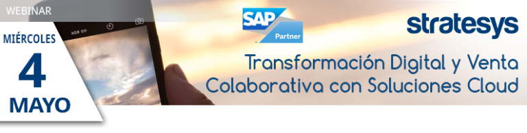 Transformacion Digital y Venta Colaborativa de Soluciones Cloud