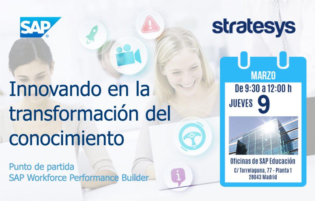 Innovando en la transformación del conocimiento - Madrid