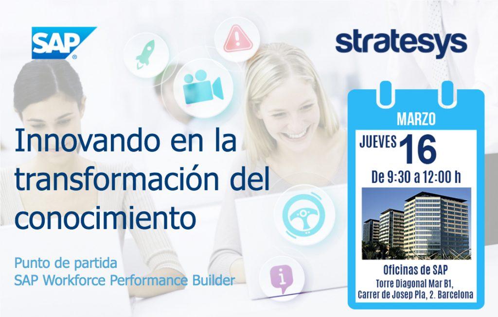 Innovando en la transformación del conocimiento - Barcelona